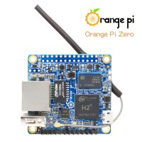 Orange Pi Zero H2+ Quad Core Open-source 256MB development board