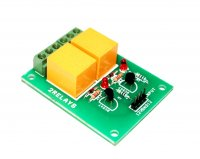 12V 2 Channel Relay