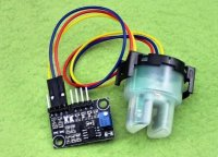 Water Turbidity Sensor Module Liquid Suspended Particles Sensor
