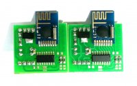 2.4GHz RF Transmitter & Receiver TTL Pair