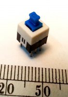 6 Pin Push Switch
