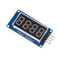 TM1637 LED Display Module 7 Segment 4 Bits 0.36Inch