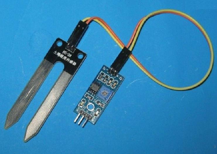Soil Moisture Sensor - Click Image to Close