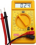 Low Cost Multimeter
