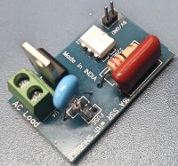 10A Solid State Relay With Snubber