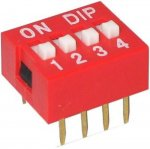 4 Dip Switch