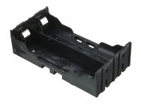 Cylindrical Battery Holder 18650-PC4