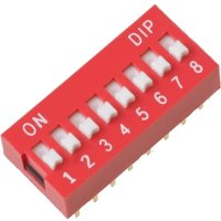 8 Dip Switch
