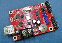 Wifi LED Scrolling Display Control Card TF-S6UW0