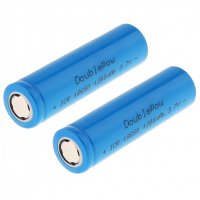 18650 Lion 1200mAh 3.7V Rechargeable Battery