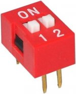 2 Dip Switch