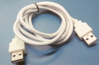 USB 2.0 Type A Male to Male Extension Cable 1.5m