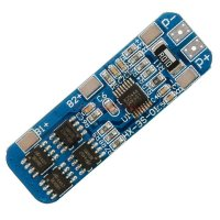 3S 12V 18650 Lithium Battery Charging Protection Board