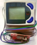 Digital Blood Pressure Sensor - Serial output