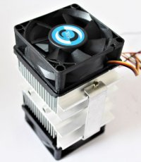Double Peltier TEC12706 Water Cooling System
