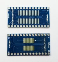 SOP / SOIC / SO / SSOP / TSSOP - 28 Pin SMD IC Adapter