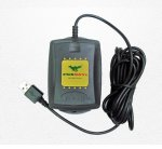 USB GPS Receiver for AADHAR FX100