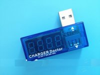 B73 Digital Display USB Power Current Voltage Meter