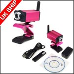 Wireless USB Camera