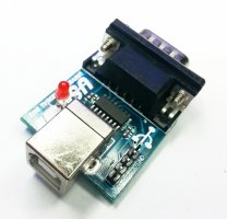 USB to Serial/UART Adapter CP2102