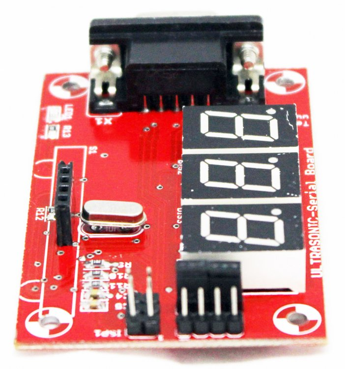 ULTRA SONIC SERIAL UART BOARD - Click Image to Close