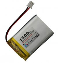 Lithium Ion Battery 3.7v 1500mA