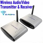 Wireless AV Transmitter and Reciever