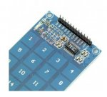 4x4 Capacitive Touch keypad