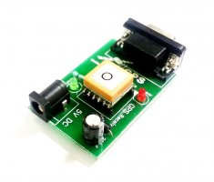 GPS with Embedded Patch Antenna L80