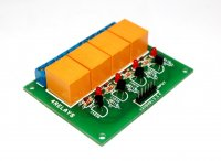 12V 4 Channel Relay