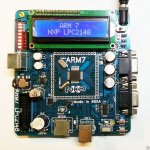 LPC2148 ARM 7 NXP Development Board
