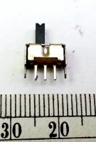 3 Pin Slide Switch Verticle