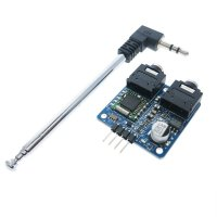 TEA5767 FM Stereo Radio Module 76-108MHZ With Telescopic Antenna