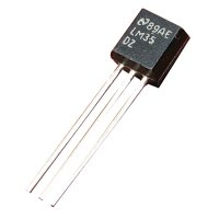 Temperature Senor LM35