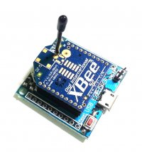 USB Explorer with Xbee S2C