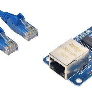 ENC28J60 SPI Interface